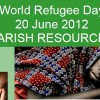 World refugee day cover