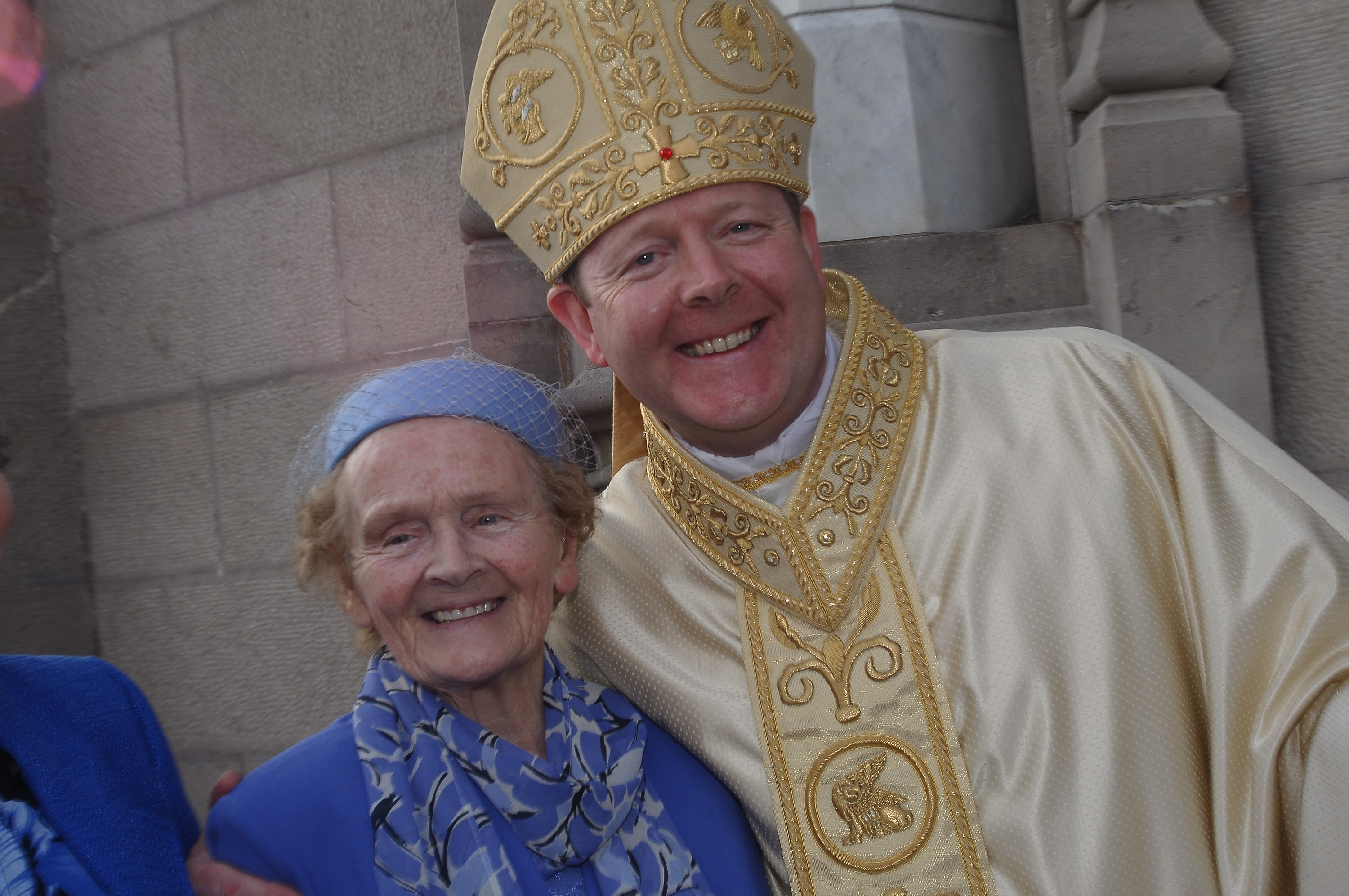 Ordination of Monsignor Eamon Martin as Coadjutor Archbishop of Armagh