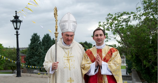 Clogher ordination