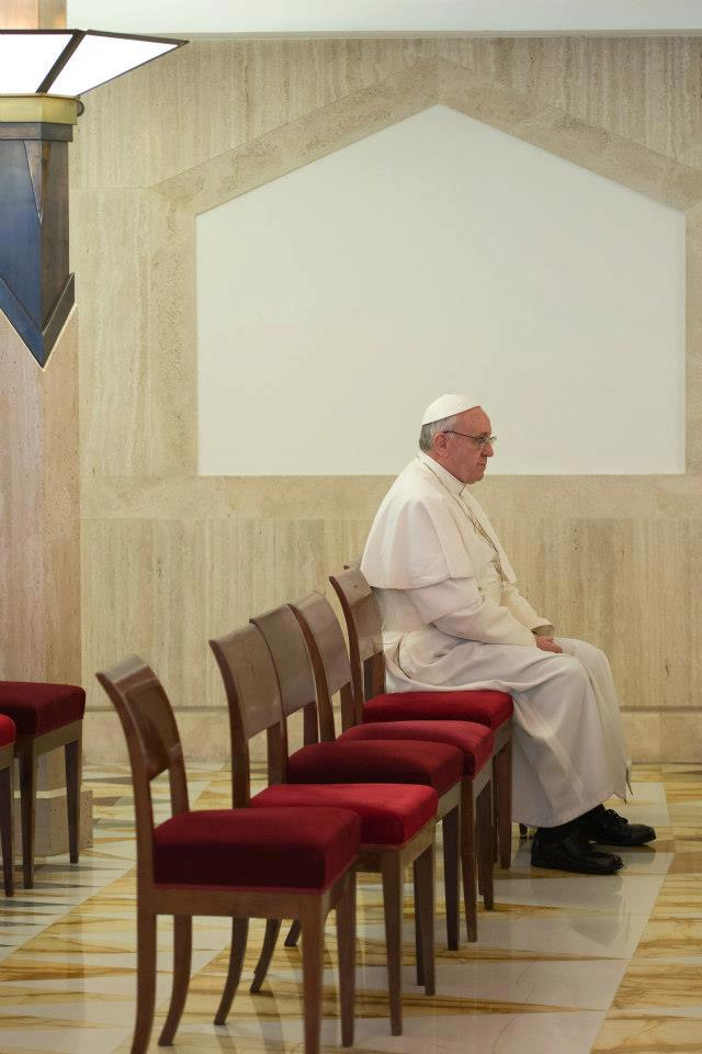 Pope Francis in Prayer News.Va