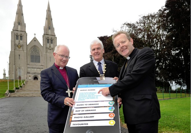 Armagh App launch