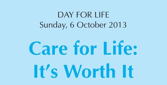 Day for Life web feature image