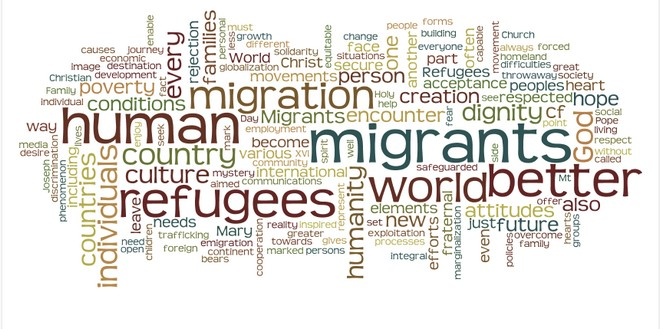 Migrant message 2014