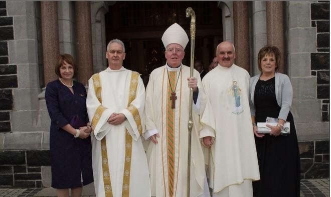 Image result for Bishop of Dromore John McAreavey