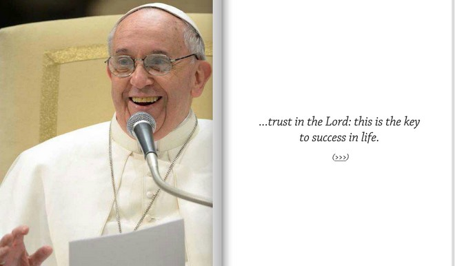 Pope Francis Anniversary