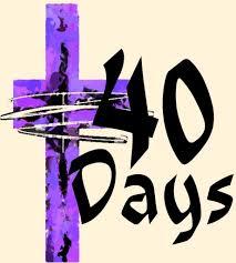 lent 40 days