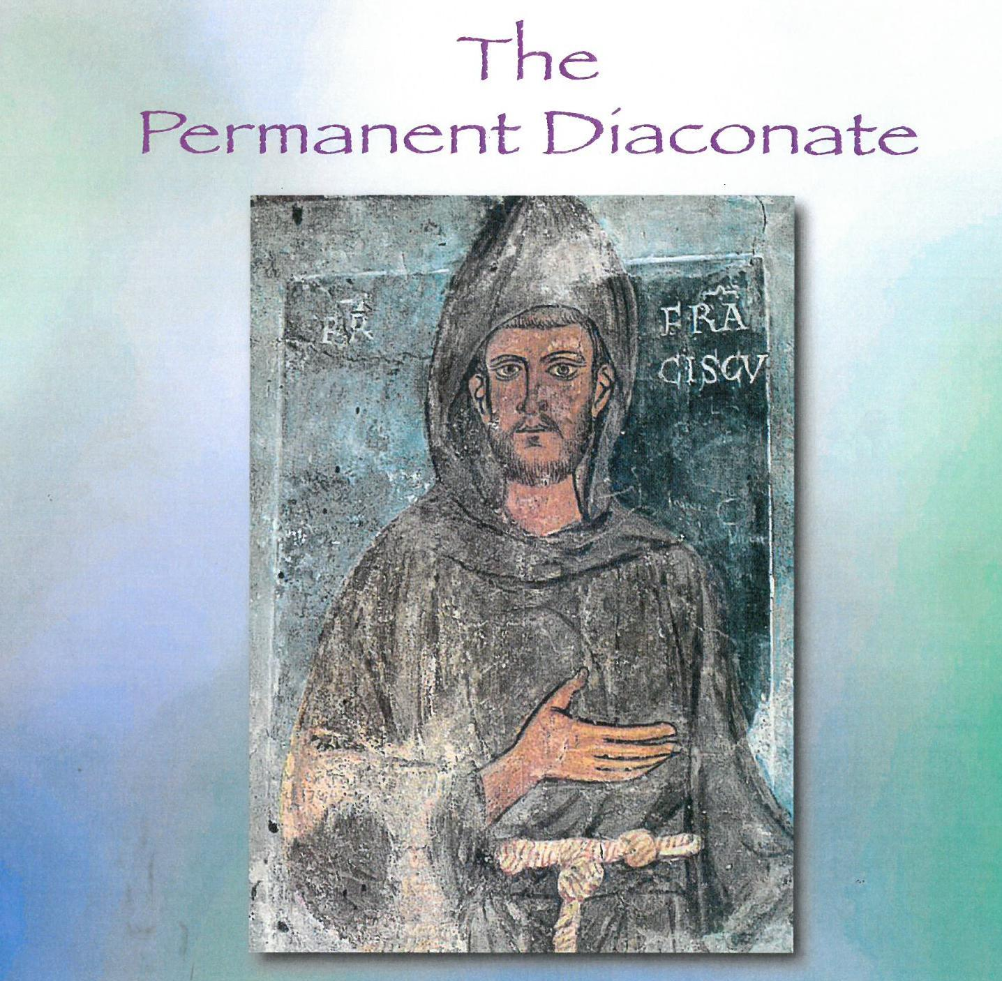 Copy of Pastoral Letter from Bishop Kieran O'Reilly on the Permanent Diaconate