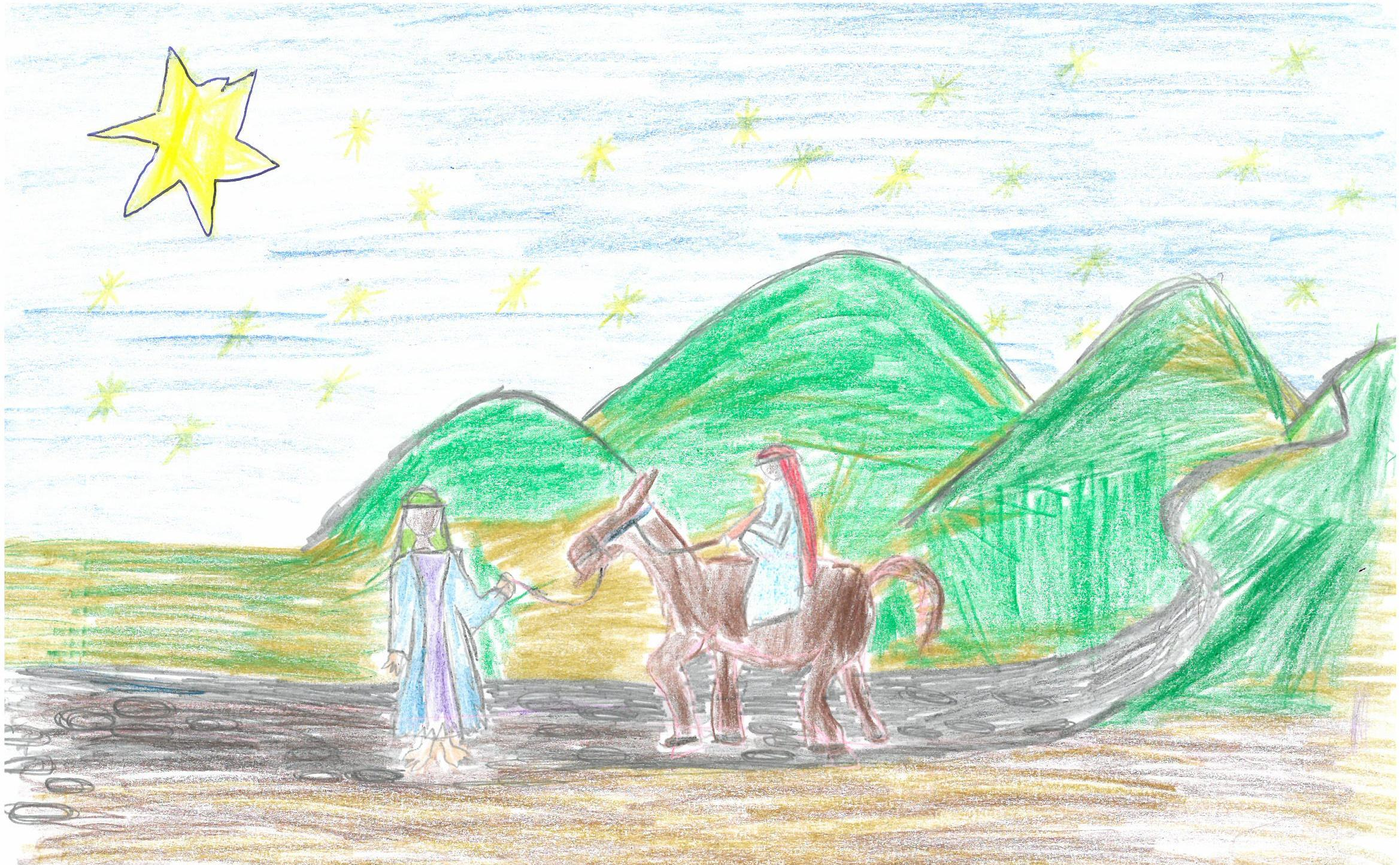 Copy of Christmas 2013 by Tom Long aged 7 from Dunboyne, Co Meath