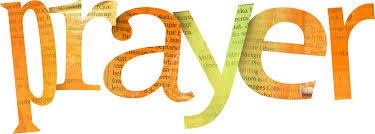 prayer word 1