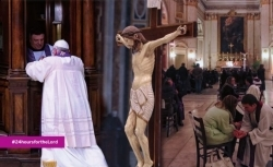 24 hours for the lord 2015 vatican image