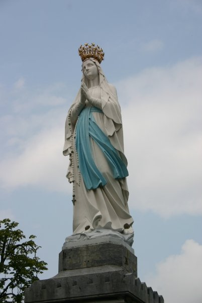 Our lady - Pic Brenda Drumm