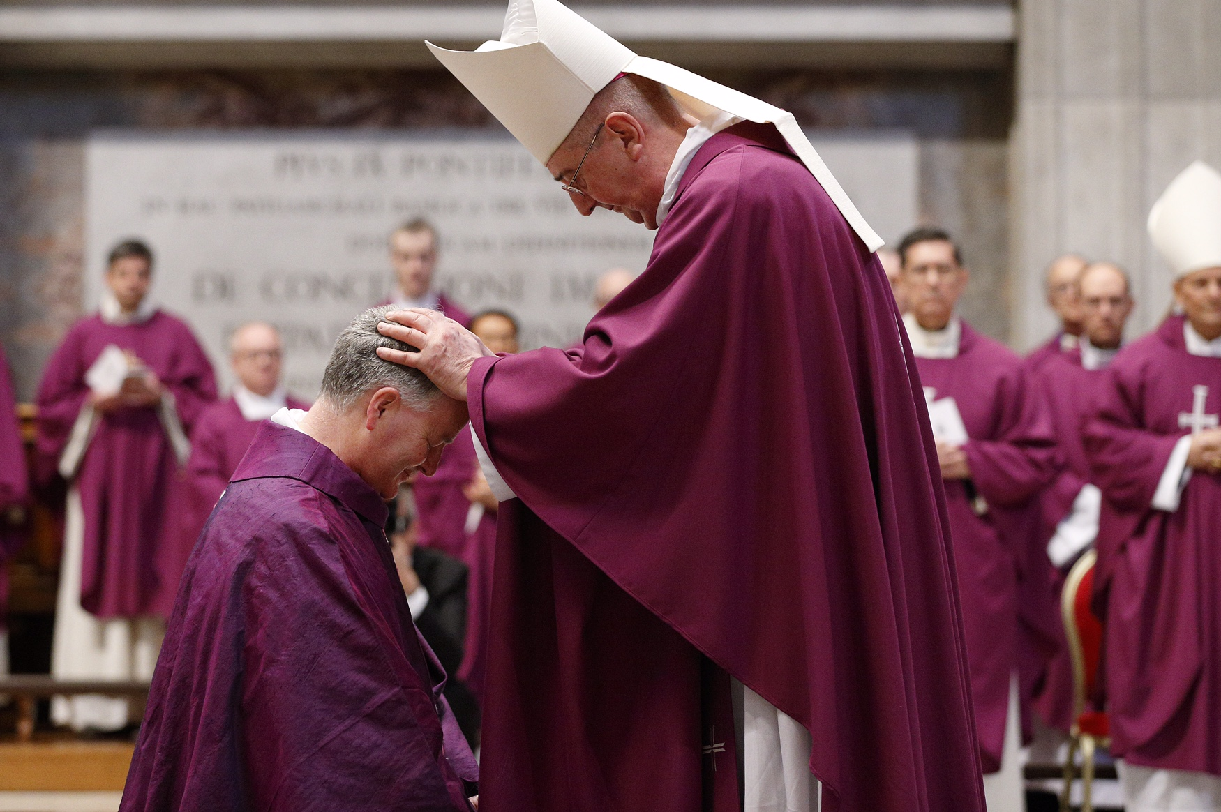 Dublin Priest Monsignor Paul Tighe ordained Bishop in ...