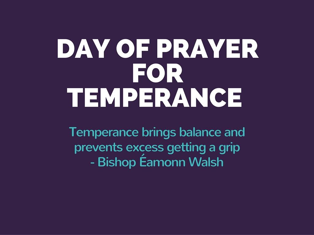 Temperance Sunday