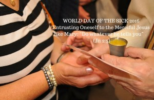World Day of the Sick 2016