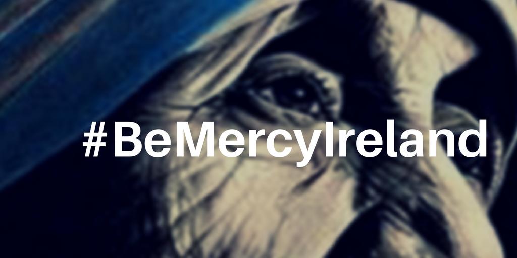 #BeMercyIreland