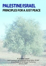 palestine israel principles for a just peace