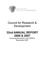 32nd annual report 2006  2007